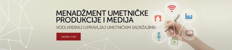 Menadžment umetničke produkcije i medija
