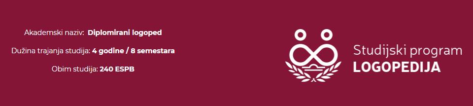 Logopedija informacije