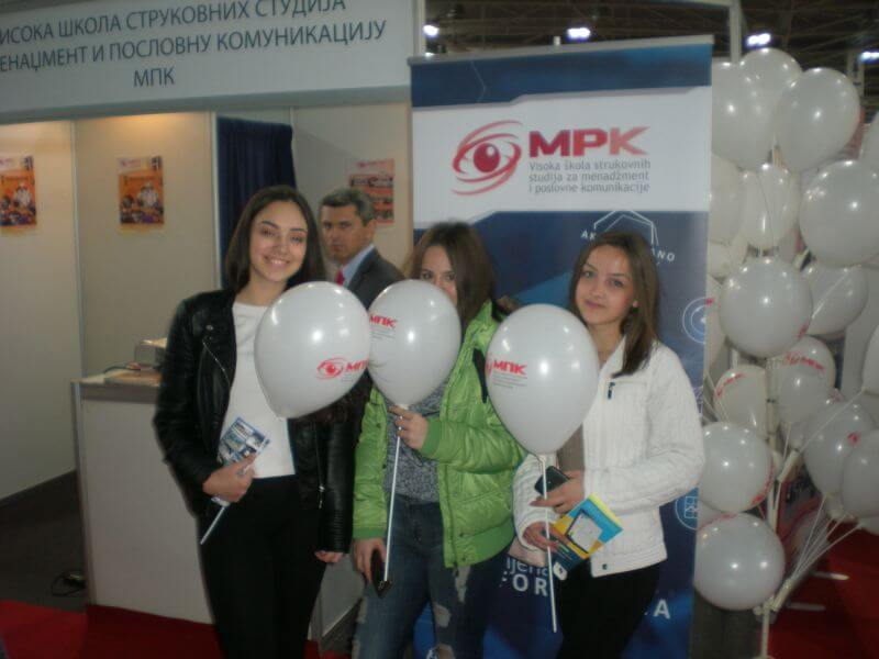 MPK na sajmu Putokazi