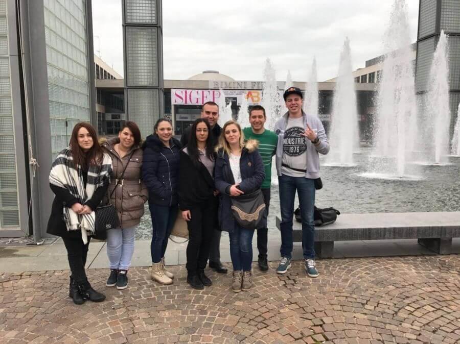 Studenti MPK - Sigep 2017