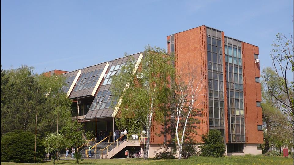 Građevinski fakultet Subotica