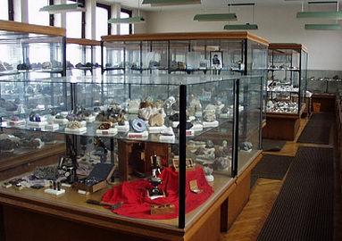 Muzej Rudarsko-geološkog fakulteta