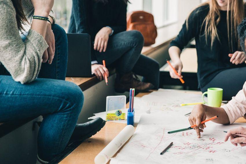 Učenici - razvijanje ideja