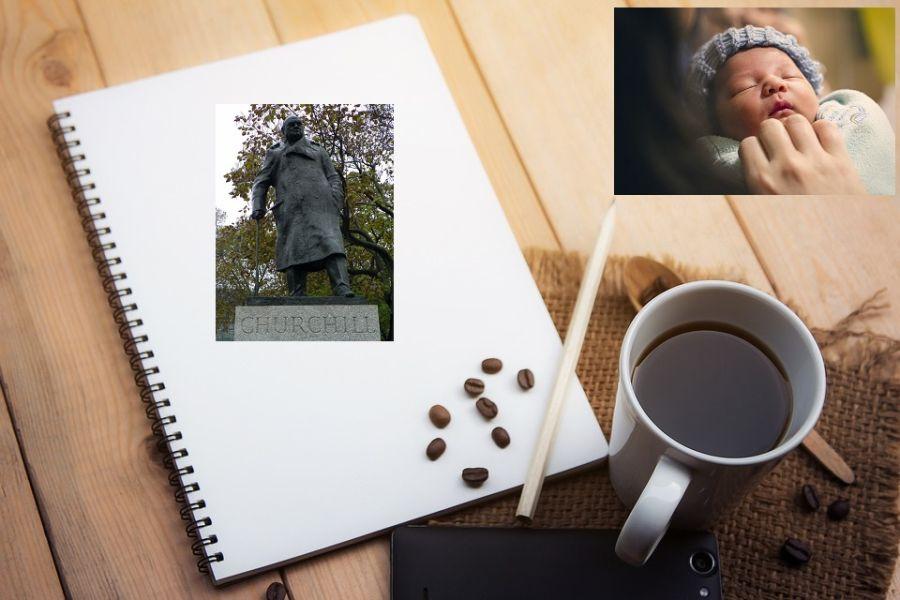 Zanimljive činjenice - kafa, Čerčil, olovke, bebe